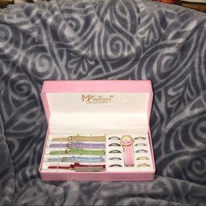 My Wish Collezioni women's wristwatch collection
